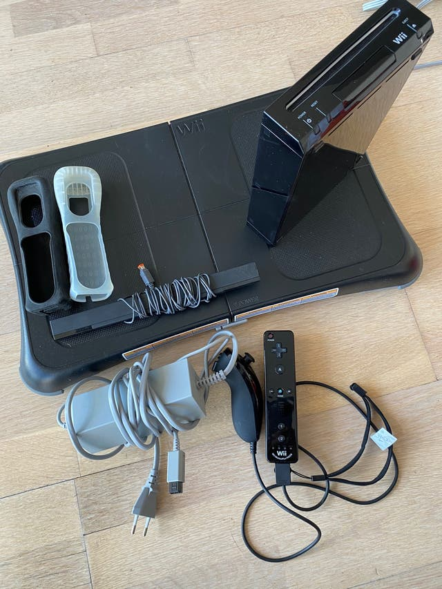 Wii consola + wii balance