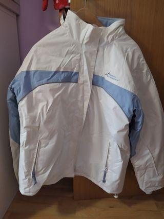 abrigo/chaqueta para la nieve