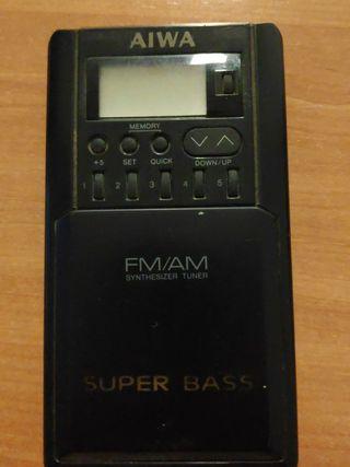 Radio de bolsillo digital