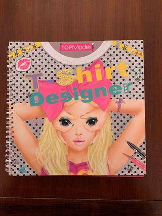Top Model, diseñar camisetas