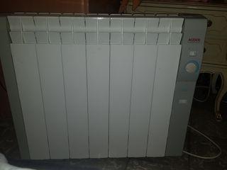 radiador electrico Acesol,el calor azul