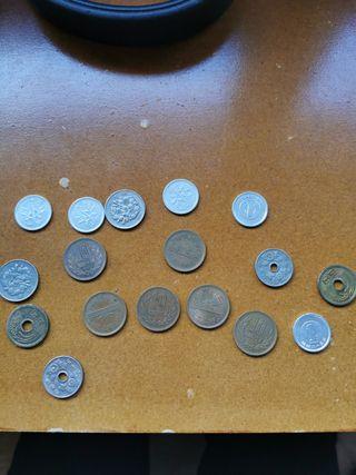 monedas japonesas antiguas