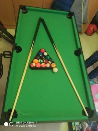 Billar+Ping-Pong+Bolos+Air Hockey