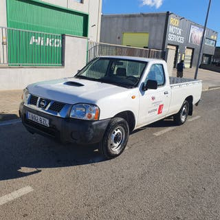 Nissan Pick-up año 2002 2.5 turbo