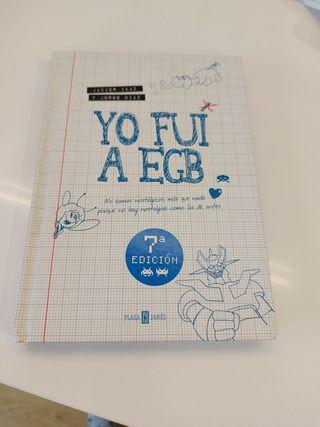 libro yo fui a egb