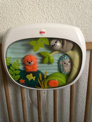 Proyector bebe fisher price