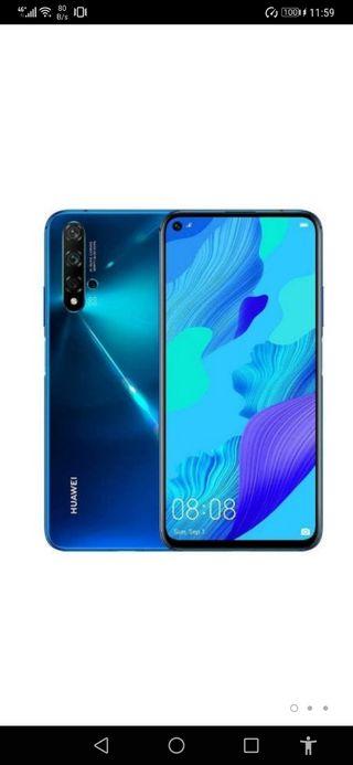 Huawei nova 5T impoluto.