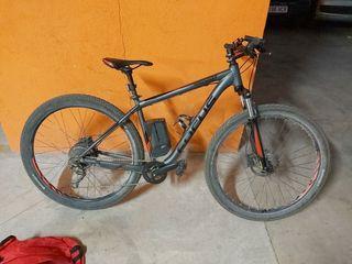 Bicicleta electrica focus 29