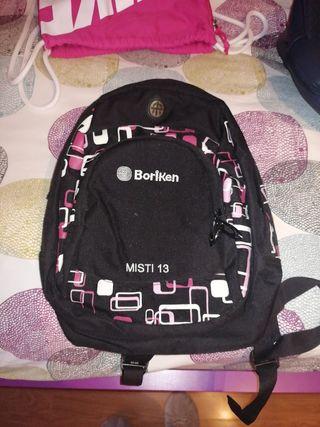 mochila pequeña