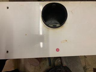 Campana extractor de humos Teka