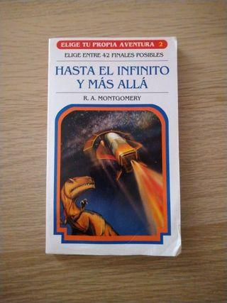 Libro ELIGE TU PROPIA AVENTURA