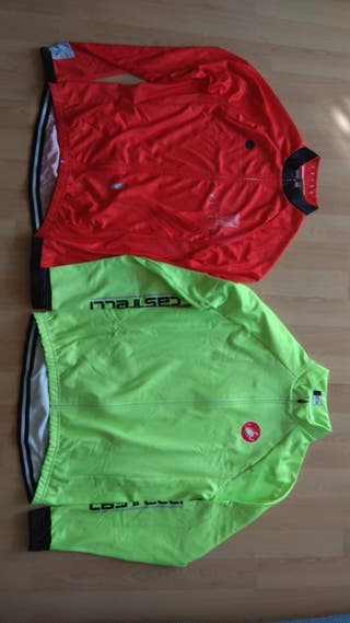 maillot castelli culotes
