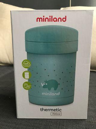 Termo Miniland para papillas y Alimentos Solidos