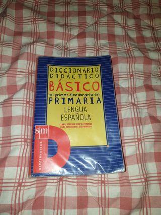 libro: diccionario