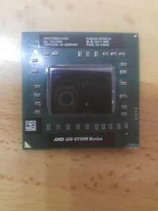 Procesador AMD A10 5700M