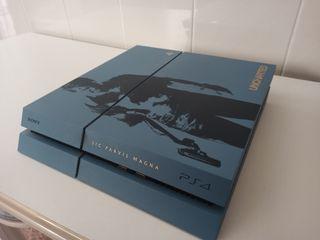 Consola PS4 Edición Especial Uncharted 4 de 1TB