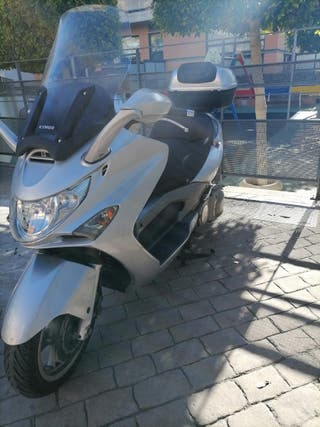 Gran scooter kymco xciting 500cc