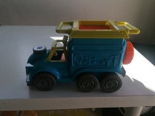 Coche lupa Dideco. Science utility vehicle