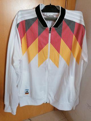 chaqueta selección alemana retro