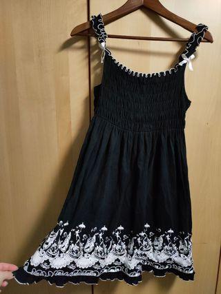 Vestido de Japón Putumayo lolita gótica