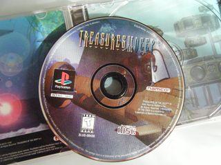 Treasures Of The Deep PS1 NTSC Vendo o cambio
