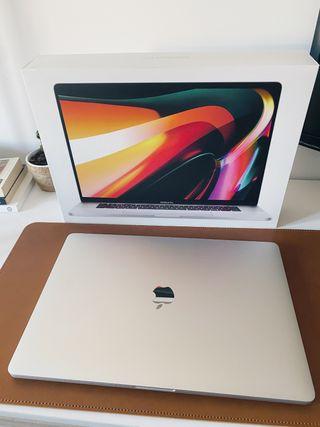 Macbook Pro de 16 pulgadas