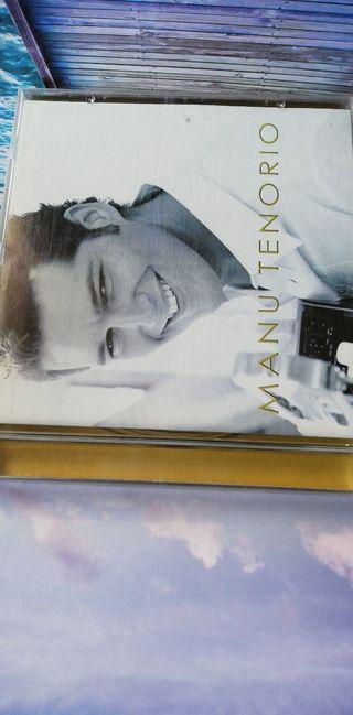 Se vende CD de Manu Tenorio