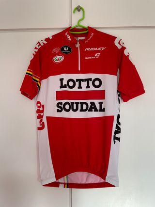 Maillot Lotto Soudal