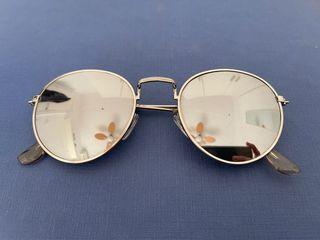 Gafas espejo de cristal