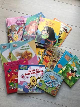 Lote cuentos para niños