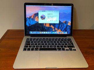 Macbook pro 13 retina 2014. Batería nueva