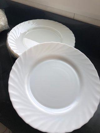 Vajilla platos Arcopal