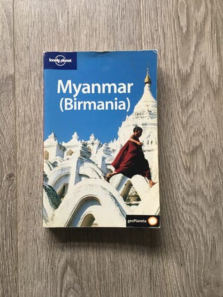 Guia Lonely Planet Myanmar