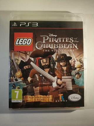 LEGO Piratas del Caribe PlayStation 3 / PS3