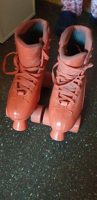 vendo patines krf roller classic