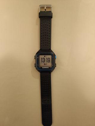Reloj Pulsómetro Garmin Forerunner 25
