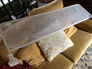 Barrera cama prenatal