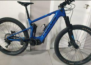 bicicleta eléctrica focus jam talla M