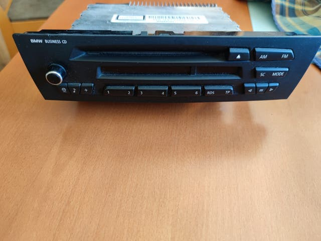 Radio CD del BMW serie 1