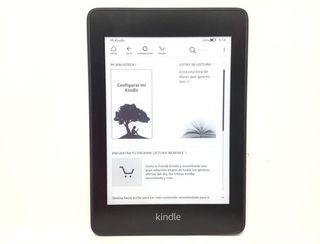 Libro electronico Kindle con funda