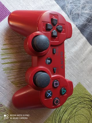 Dualshock rojo ps3
