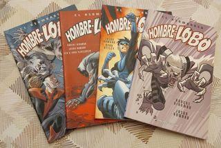 El Asombroso Hombre-Lobo, serie completa