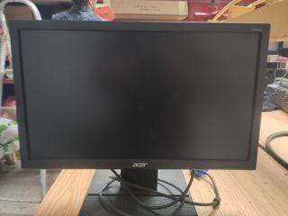 Monitor acer V¹96HQL