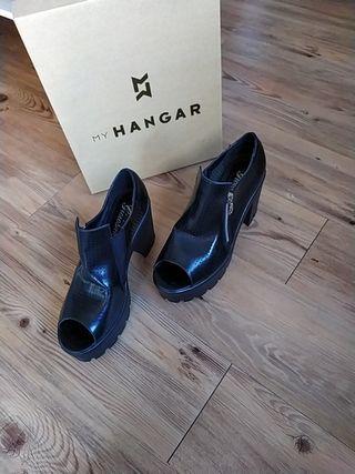 Zapatos de tacon alto chica Talla 41