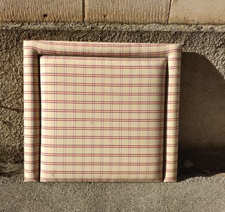 Cabecero tapizado para cama 90cm.