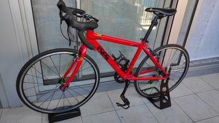 bicicleta carretera junior Frog