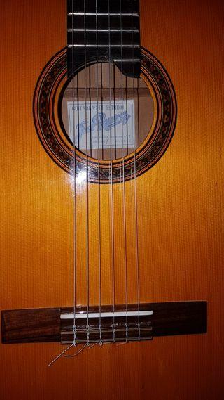 guitarra flamenca antigua