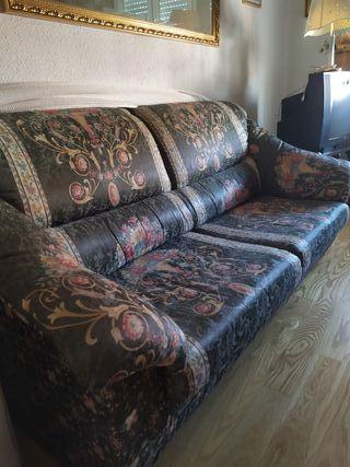 sofa + 2 sillones individual