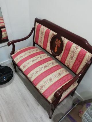 sillón clasico