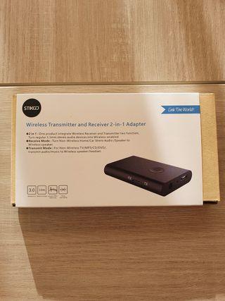 Transmisor y Receptor Bluetooth StikGo